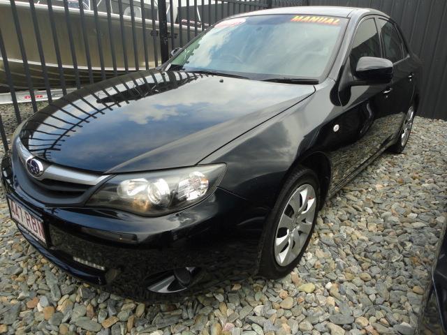 Subaru Impreza R - Limited Edition G3  R Limited