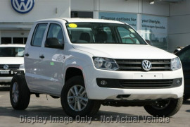 Volkswagen Amarok Dual Cab Chassis Core 2H