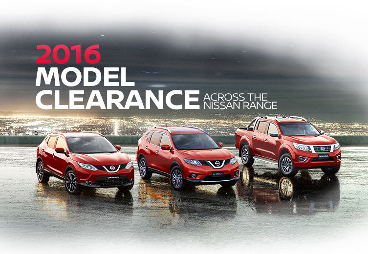 2016 model clearance on now at Metro Nissan in Windsor, Brisbane.