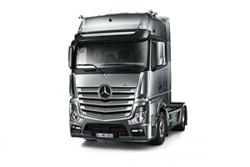 New Mercedes-Benz Actros