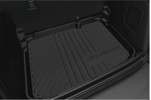 Luggage Compartment Mat - Anti-Slip