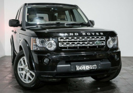 Land Rover Discovery 4 TdV6 CommandShift Series 4 MY12