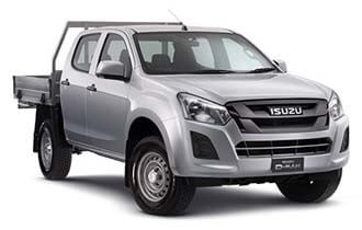 4x4 SX Crew Cab Chassis