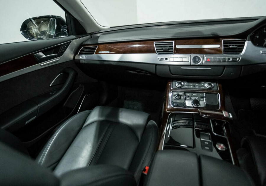 2013 Audi A8 4H MY13 Tiptronic Quattro Sedan