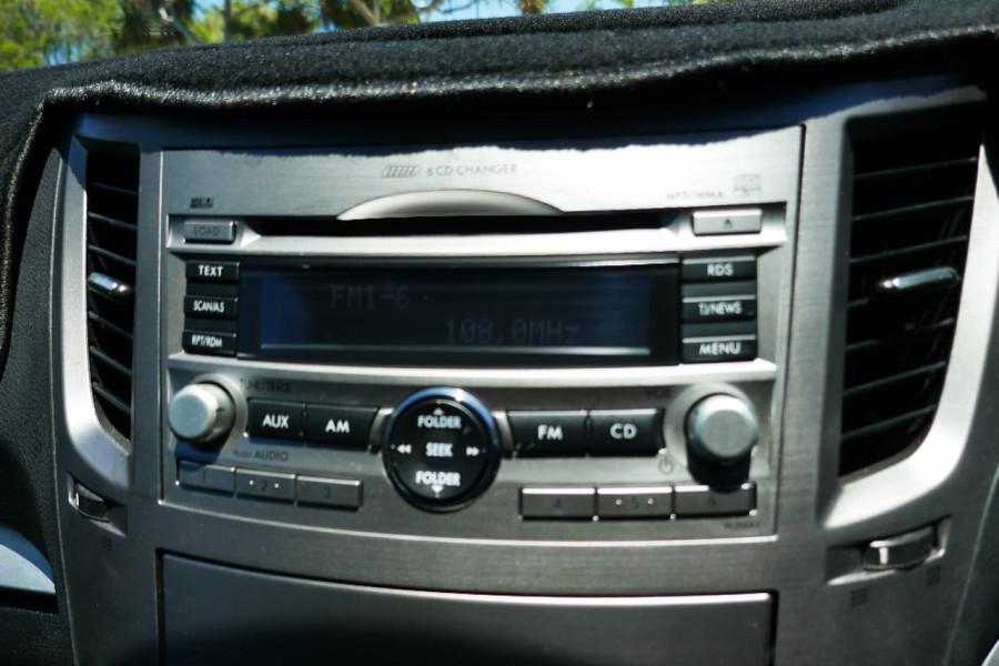 2010 Subaru Outback B5A  2.5i Premium Wagon