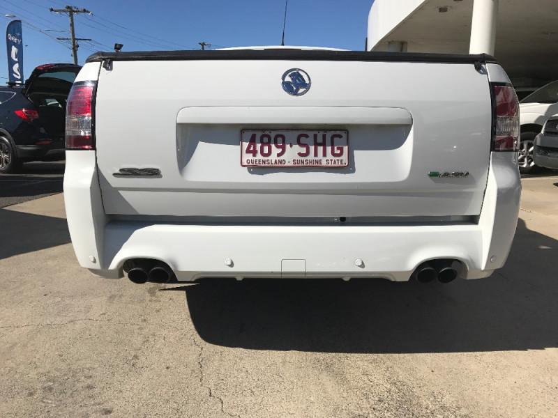 2012 MY20 Holde Holden SS THUNDER Ute