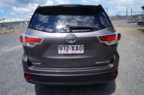 2014 Toyota Kluger GSU50R Grande Wagon