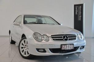 Mercedes-Benz Clk280 ELEGANCE C209 MY07