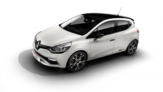 Renault CLIO R.S. 220 Trophy L.E. 2016 build runout