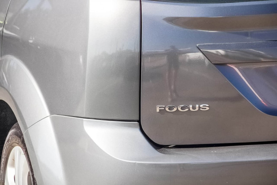2010 Ford Focus LV Zetec Hatchback