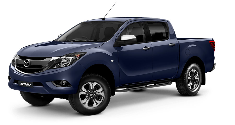 New Mazda Bt 50 For Sale In Newstead Eagers Mazda Autos Post