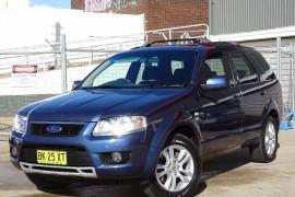 Ford Territory TS SY