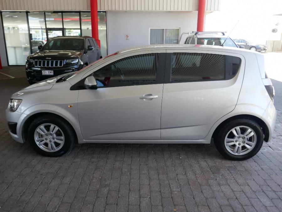 2012 MY13 Holden Barina TM  CD Hatchback