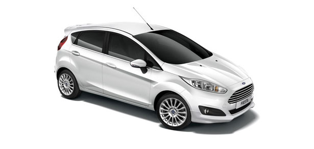 2017 MY16.5 Ford Fiesta WZ Sport Hatchback