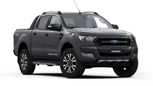 2017 Ford Ranger PX MkII 4x4 Wildtrak Double Cab Pickup 3.2L Dual cab pick up
