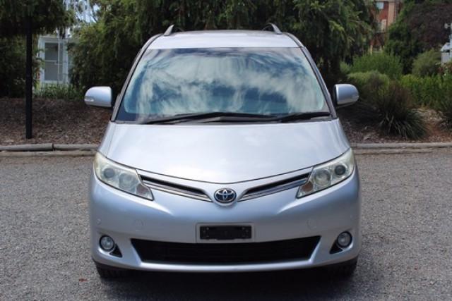 2010 Toyota Tarago ACR50R MY09 GLX Wagon