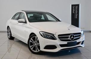 Mercedes-Benz C200 D W205