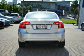2015 MY16 Volvo S60 F Series T4 Kinetic Sedan