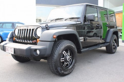 2013 MY14 Jeep Wrangler Softtop