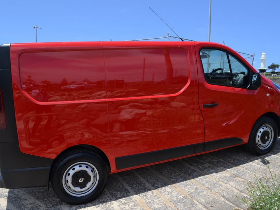 2015 Renault Trafic X82 103KW Van