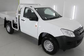 Isuzu UTE D-MAX 4x4 EX Single Cab Chassis