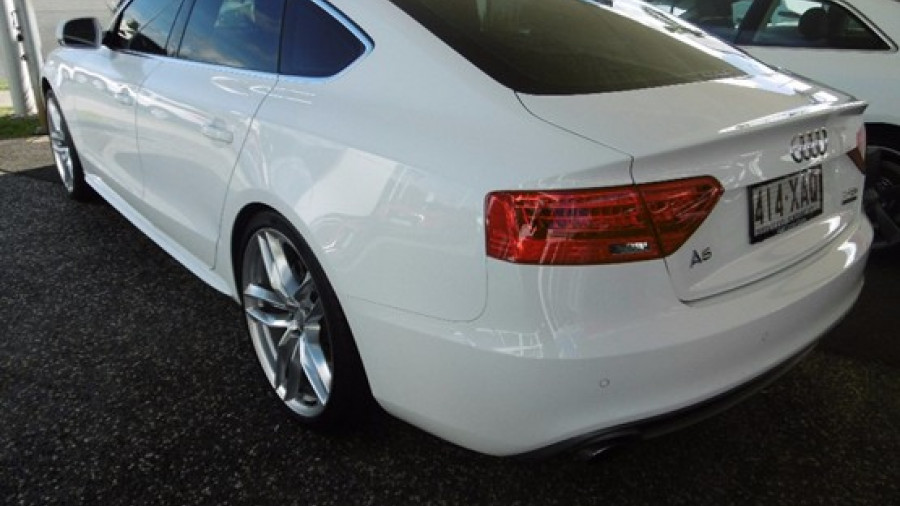 2015 MY16 Audi A5 Hatchback