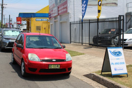 Ford Fiesta WP