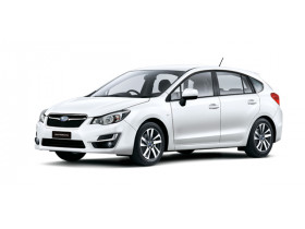 Subaru Impreza 2.0i Premium Hatch G4