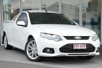 Ford Falcon XR6 Ute Super Cab EcoLPi FG MkII