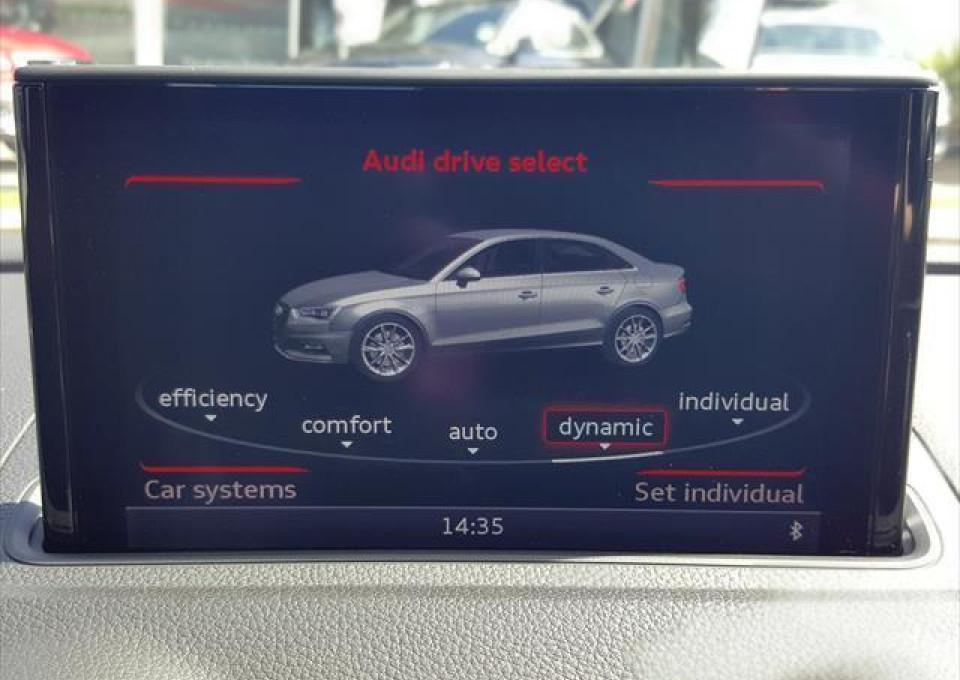 2015 MY16 Audi S3 8V  Sedan