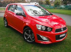 Holden Barina RS TM