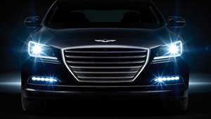 Genesis High Intensity Discharge Headlamps