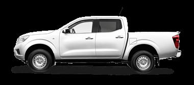 Navara - RX 4X2 Dual Cab Pickup Auto