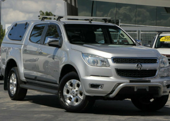 Holden Colorado LTZ Crew Cab RG MY13