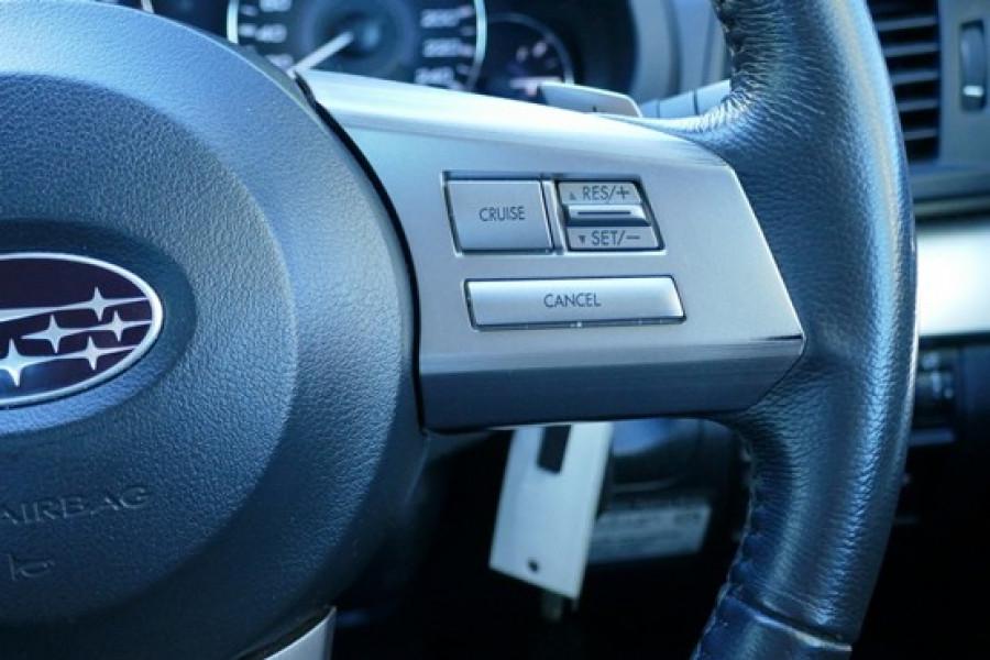 2010 MY11 Subaru Liberty B5  2.5i Spts Premium Sedan