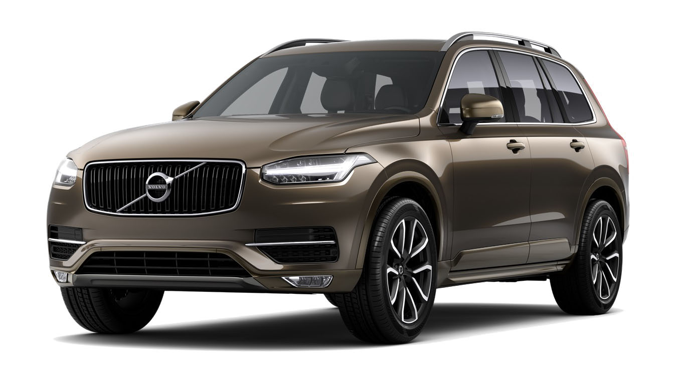 2017 MY18 Volvo XC90 L Series D5 Momentum Sedan