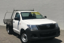 Toyota Hilux Workmate TGN16R MY08
