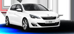New Peugeot 308 5 door