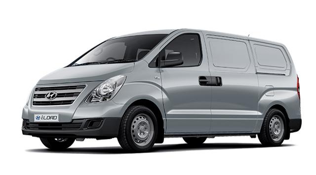 2017 Hyundai iLoad TQ3-V Series II Van Van