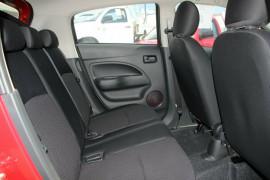 2017 MY18 Mitsubishi Mirage LA MY18 ES Hatchback