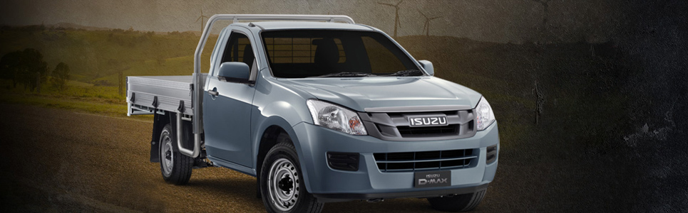 Awesome New Isuzu UTE 4x2 SX Single Cab Chassis LowRide For Sale