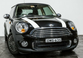 Mini Hatch Ray Steptronic R56 LCI