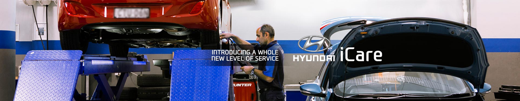 Hyundai iCare - introducing a whole new level of service at Brendale Hyundai Brisbane.