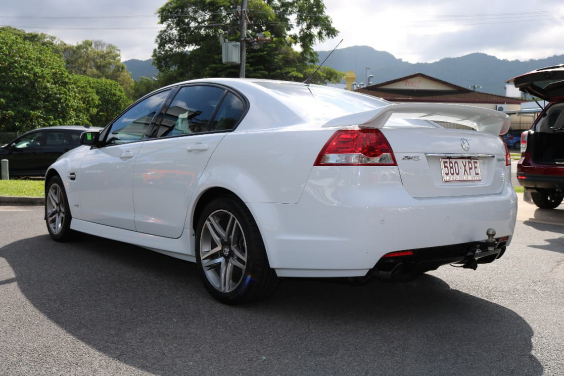 2011 Holden Commodore Sv6 For Sale In Cairns Trinity Suzuki