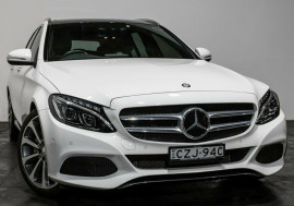 Mercedes-Benz C250 Estate 7G-Tronic + S205