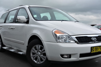 2012 Kia Grand Carnival VQ MY12 SI Wagon