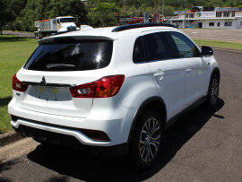 2017 Mitsubishi ASX XC LS 2WD Wagon