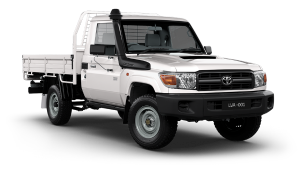 LandCruiser 70 SCCC WorkMate Turbo Diesel [D]