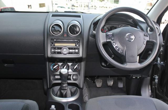 2010 MY09 Nissan DUALIS J10  ST Hatchback
