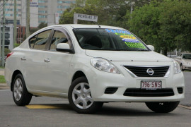 Nissan Almera ST N17